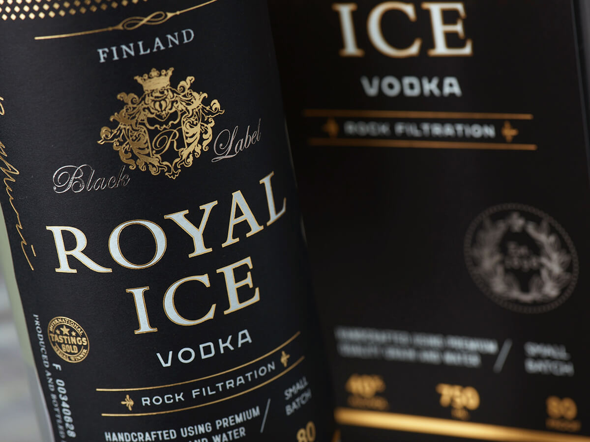 Royal Ice Vodka