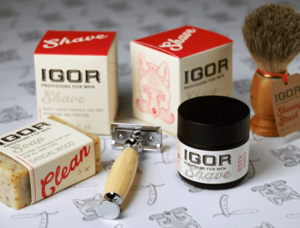 Igor Shave