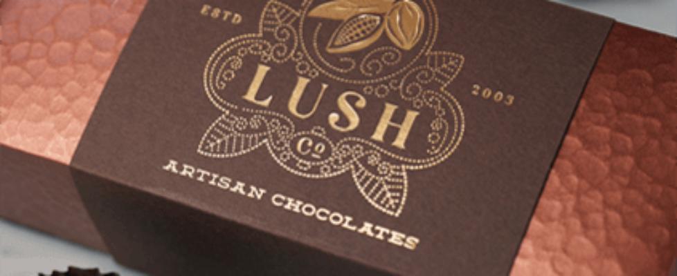 Lush Chocolates