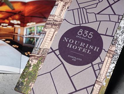 Nourish Hotel Brochure