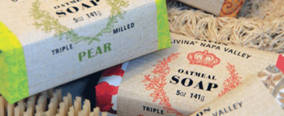 Olivina Oatmeal Soaps