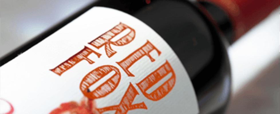 Rowan Red Fox Wine