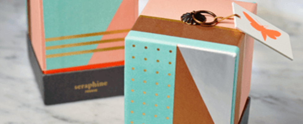Seraphine Jewelry Box