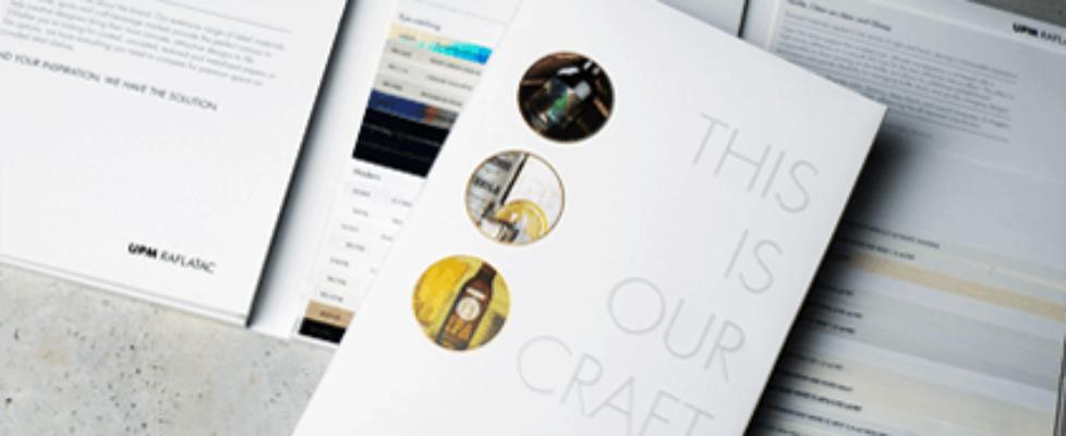 UPM Raflatac Swatchbook
