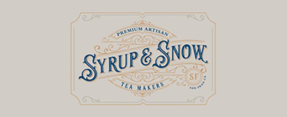 syrup & snow logo